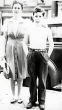 Photo: Minnie Markheim Weber and Charles Weber