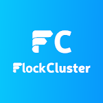 Flock Cluster icon