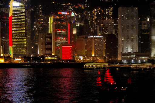 azamara-Hong-Kong-Skyline-LaserShow2.jpg - The Symphony of Lights in Victoria Harbor, Hong Kong.