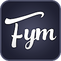 Fym - Ultimate Couple App icon