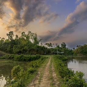 by Manash Kaushik - Landscapes Sunsets & Sunrises (  )