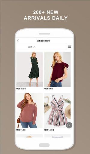 SHEIN-Fashion Shopping Online 6.4.6 screenshots 4