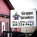 Logo for Grappa Growlers