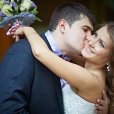 Wedding photographer Tatyana Kutina (Kutanya). Photo of 09.09.2014