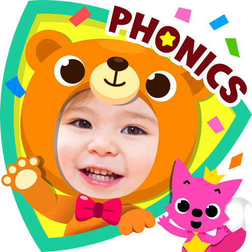 Pinkfong Super Phonics (app)