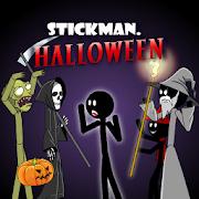 Stickman Halloween