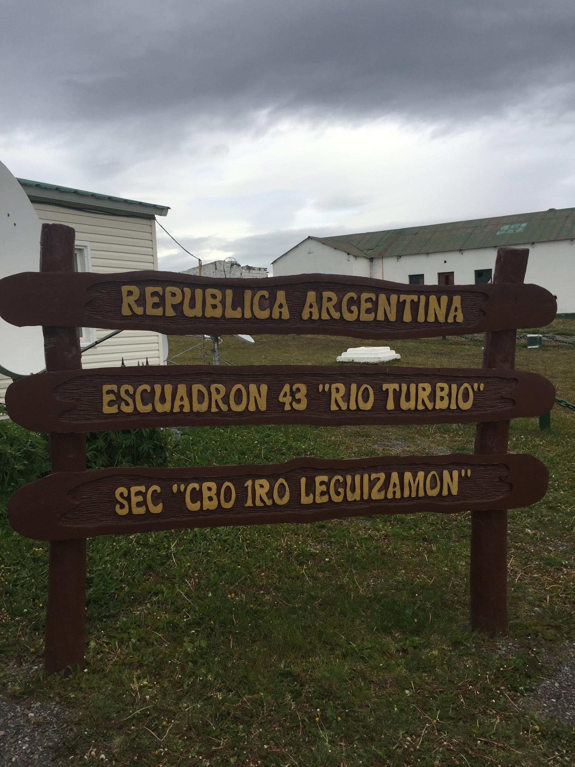 Chile Argentina Patagonia Border