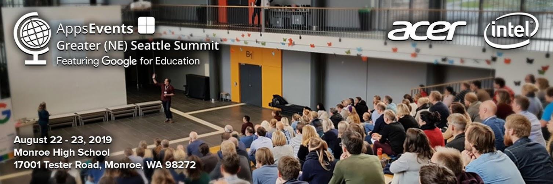 Greater (NE) Seattle Summit 2019