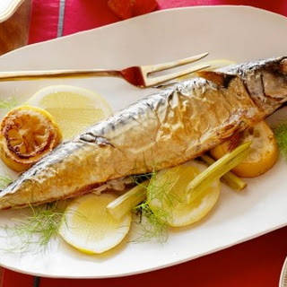 Roasted Whole Mackerel Recipe