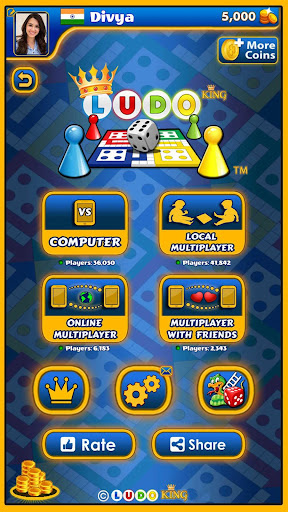 Ludo Kingu2122  screenshots 1