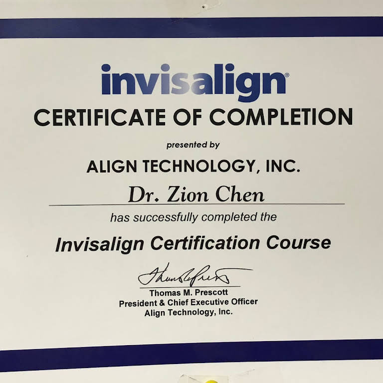 Zion H Chen Dds Pa Dentist In Princeton Junction