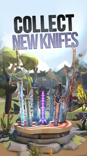 Flip Knife 3D: Knife Throwing Game  screenshots 5