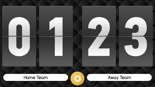 Scoreboard Free Volleyball & Basketball Swipe Up screenshots 6