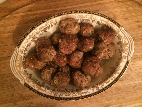Best Low Carb Protein Rich Meatballs Recipe