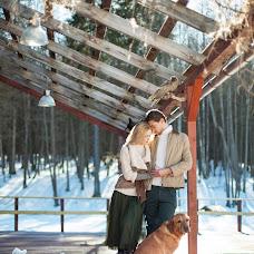 Wedding photographer Nadezhda Kostygina (id294333380). Photo of 27.01.2017