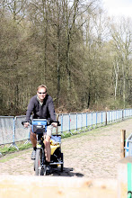 Photo: Day 10 - Rog on the Pave D'Arrenberg