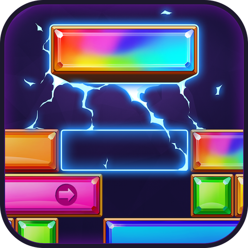 Gem Crush™ - Jewel Blast & Block Puzzle Jigsaw