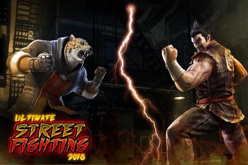 Immortal Gods Superhero Fighting vs Gangster Games 1.1 1