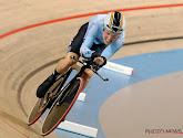 Sasha Weemaes zegt het baanwielrennen en de Spelen vaarwel