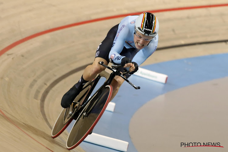 Renner van Sport Vlaanderen-Baloise bergt olympische droom op