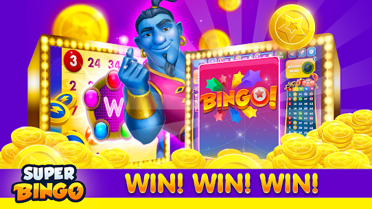 Super Bingo HD Free Bingo Game – Live Bingo 5
