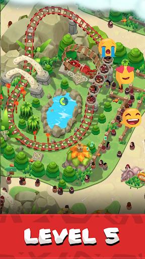 Code Triche Stone Park : Magnat préhistorique apk mod screenshots 3