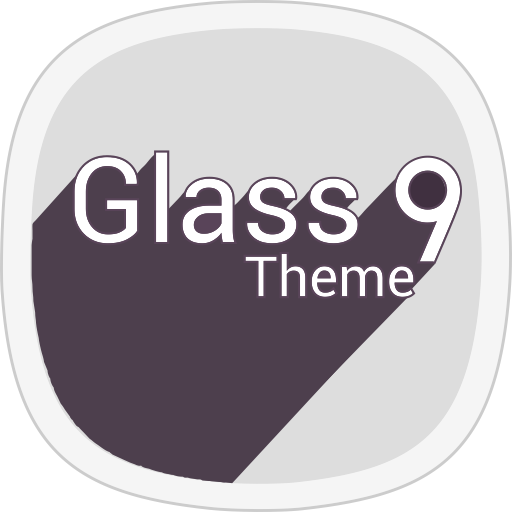 GlasS9      Theme Pack icons FullHD