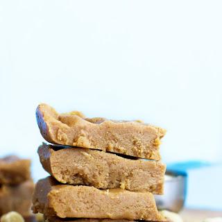 5 Ingredient Peanut Butter Protein Bars.