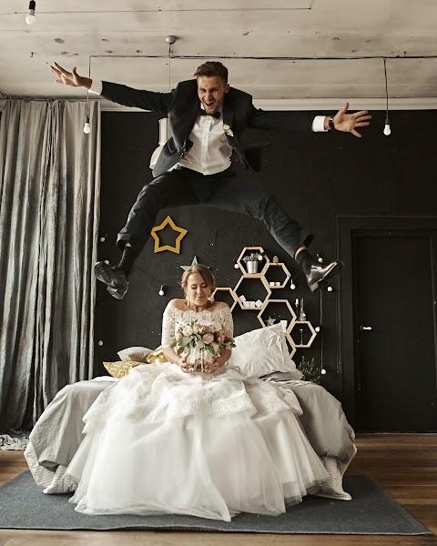 Hochzeitsfotograf Nikita Zhurnakov (zhurnak). Foto vom 04.12.2017