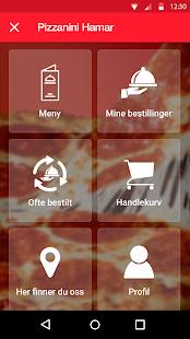 Pizzanini Hamar - náhled