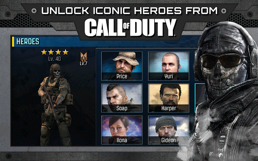 Call of Duty®: Heroes screenshot 2