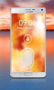Fingerprint Lock Screen Prank 1
