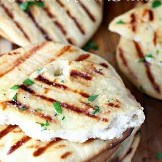 Indian Naan Bread.