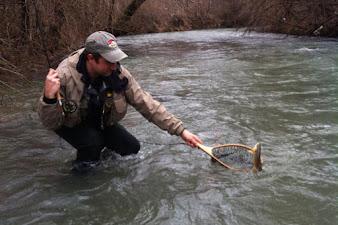 Откриване на пъстървовия риболов - 2015