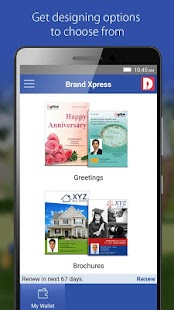 Brand Xpress- screenshot thumbnail