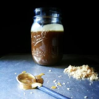 Super Simple Homemade Caramel Sauce