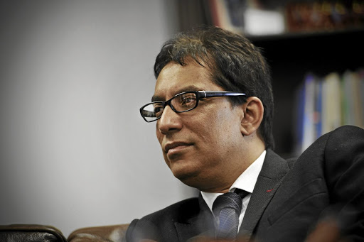 Iqbal Survé sues for R100m over article that called him a lying