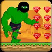 Subway Ninja Hero Run