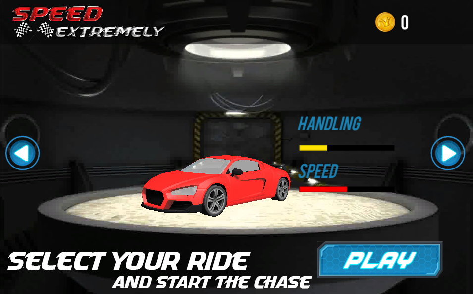 Speed Extreme- screenshot