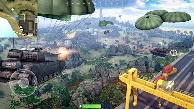 TANK BATTLE ROYALE screenshot thumbnail