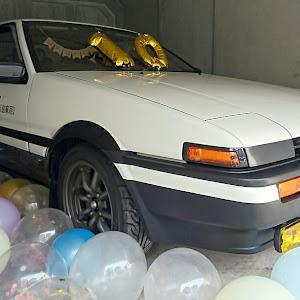 スプリンタートレノ AE86 GT-APEXのカスタム事例画像 イチDさんの2020年03月01日22:47の投稿