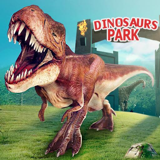 Super Dinosaur Park SIM 2017 模擬 App LOGO-硬是要APP