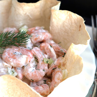 Quick and Easy Shrimp Salad