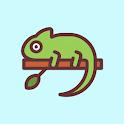 Animal Round icon