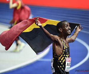 Op de valreep nog een Belgische medaille erbij! Bashir Abdi doet het op de marathon