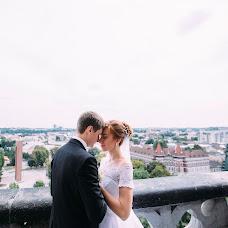 Wedding photographer Viktoriya Lizan (vikysya1008). Photo of 18.10.2016