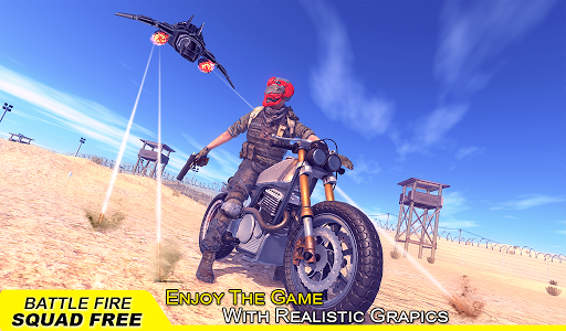 Battle Fire Squad Free Survival: Battleground Game android2mod screenshots 15