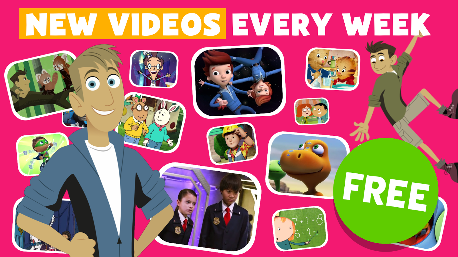 PBS KIDS Video- screenshot