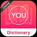 You Dictionary App - You Hindi English Dictionary icon