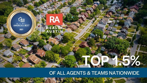 Realty Austin Agents Ranked on 2021 America's Best Real Estate Professionals List
